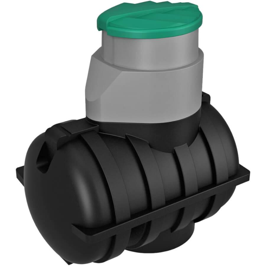 Емкость подземная U 1250 oil черная