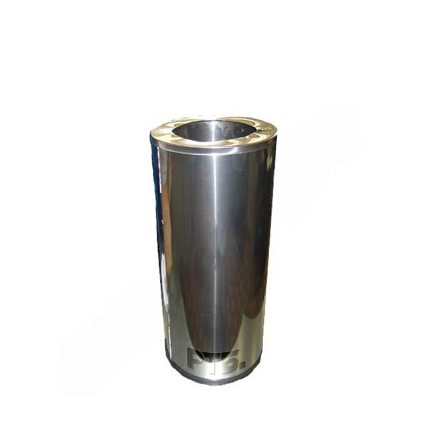 Урна У-250НН 30 литров, без пепельницы, с крышкой