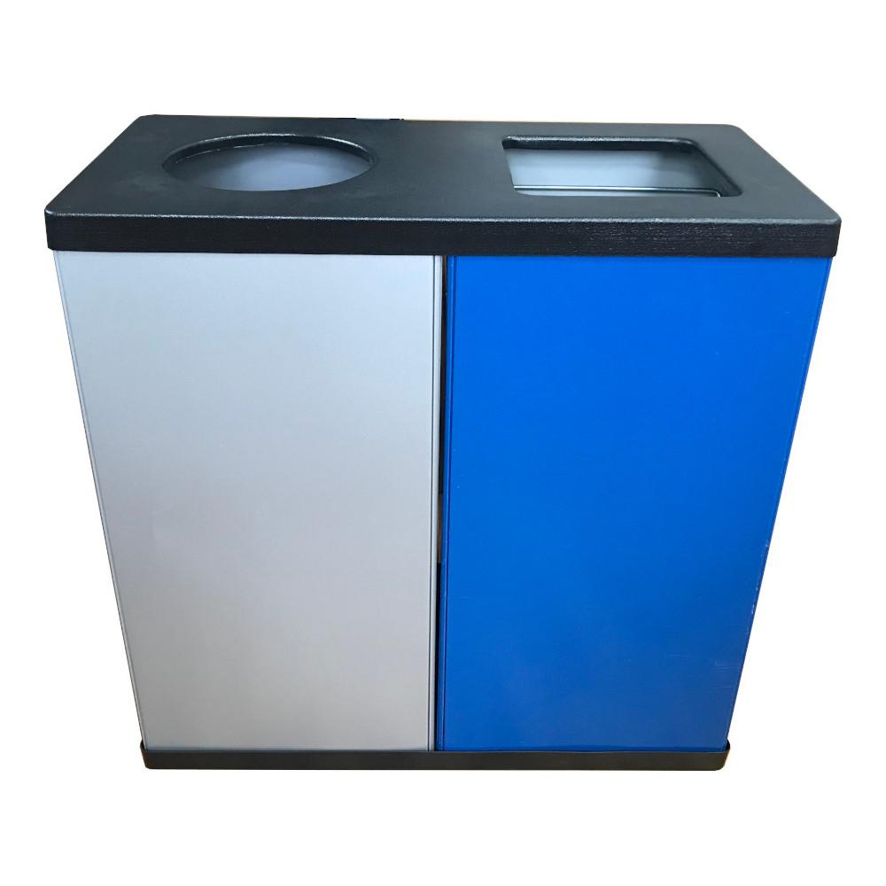 Урна для раздельного сбора мусора Квартет