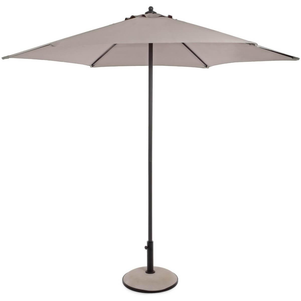Зонт 4villa Верона 270 см серый