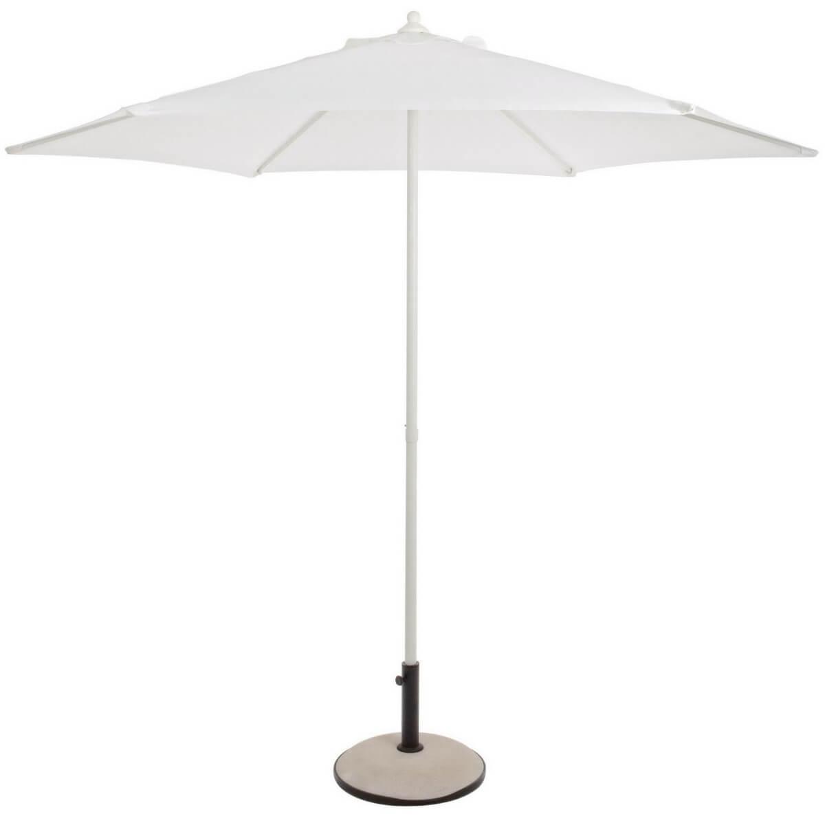 Зонт 4villa Верона 270 см белый