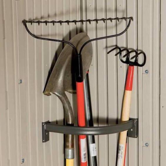 Угловой держатель инструментов для сарая WoodLook 60013