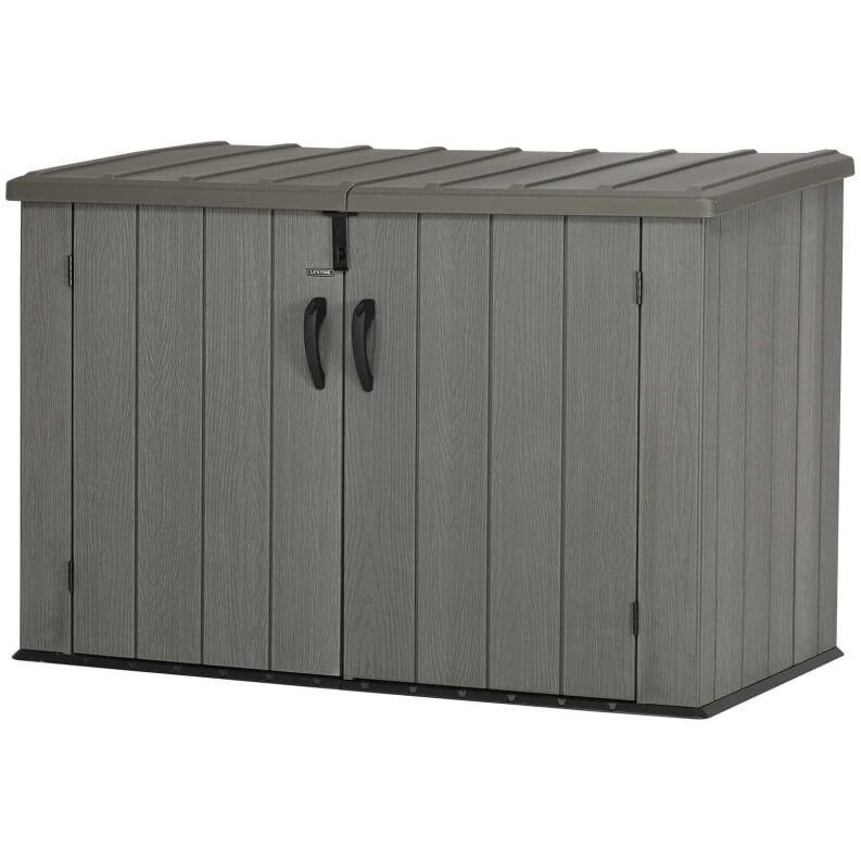 Уличный шкаф WoodLook 60212