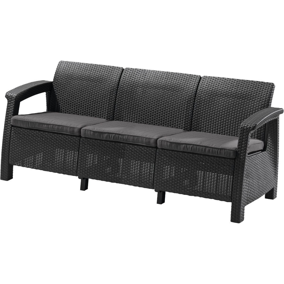 Диван Allibert Corfu Love Seat Max 17197959