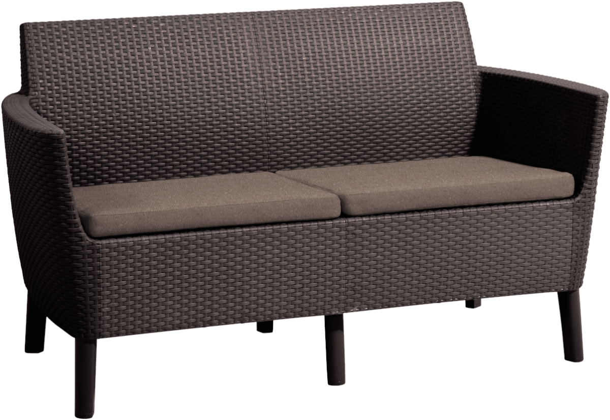 Диван Allibert Salemo 2 Seater Sofa 17209038